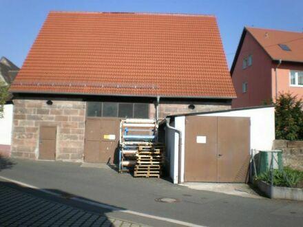 Baugrundstück Webergasse in ER-Bruck für 3 ETW zu vergeben