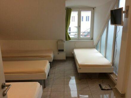 Monteur Unterkunft & Meldeadresse (Wohnsitz)
