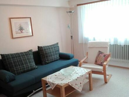 1-Zimmer-Wohnung in Seeheim für Wochenendheimfahrer/in