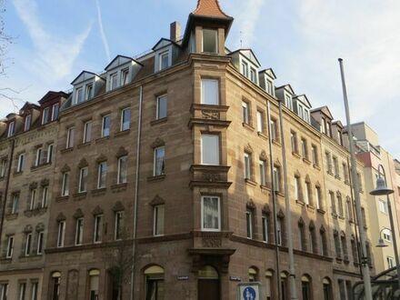Lichtvolle 2 Zimmer Wohnung 1.OG in NBG- St Leonhard zu vermieten