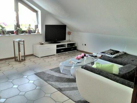 Helle 4-Zimmer-Wohnung, 2 Balkone, 112m2, 2-Familien-Haus, provisionsfrei von privat zu vermieten