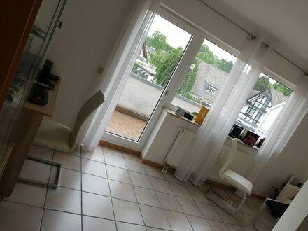 Gemütliche 2-Zimmer-Wohnung mit großem Balkon in Dortmund