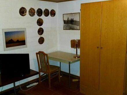 Ruhiges möbliertes Zimmer