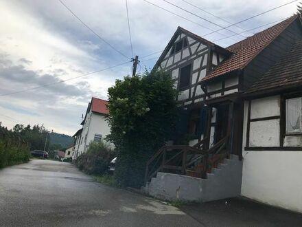 Meßstetten-Unterdigisheim Künstlerhaus mit Holzheizung zu vermieten