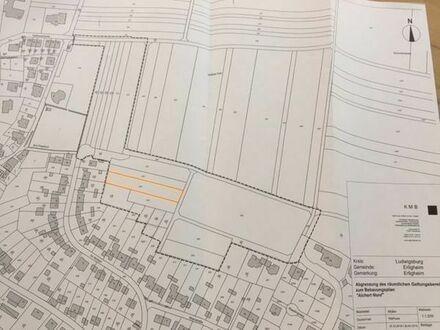 Baugrundstück ca. 7 Ar nach Flächenabzug in Planung in Erligheim Aichert Nord 2