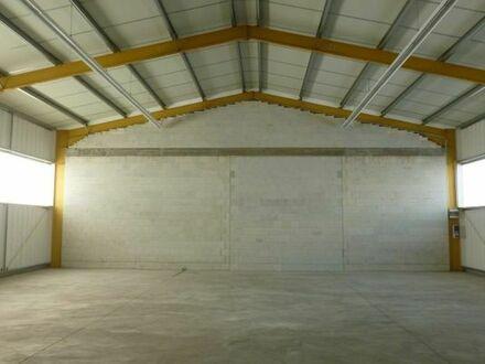Lagerhalle 500m² zu vermieten