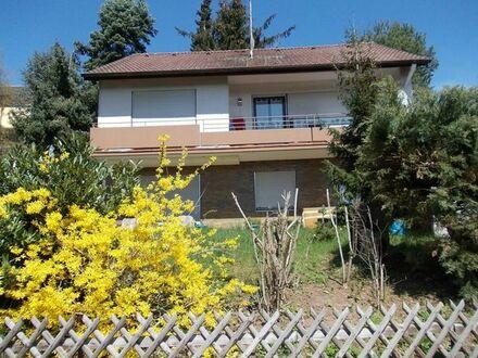 Schönes freistehendes Haus ruhige Südhanglage Ansbach-Eyb