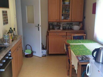 Helles voll möbliertes 2 Zimmer Appartement an Zwischenmieterin