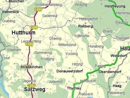 BAUGRUNDSTÜCK vollerschlossen in 94124 BÜCHLBERG / DENKHOF