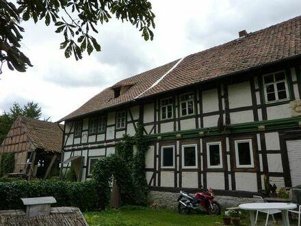 250 jahre altes Forsthaus mit 3 bis 4 Wohneinheiten