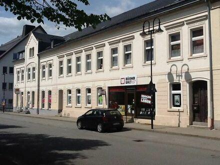 Ladenlokal am Bahnhof Schwarzenberg