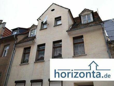 Stadthaus direkt am Marktplatz in Bernstadt a.d.E.