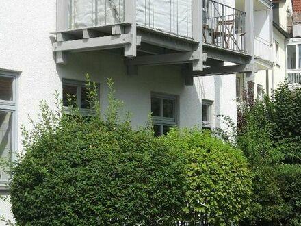 1 Zimmer Studenten Wohnung Univiertel 22qm teilmöbliert nahe Uni, schnell in der Natur Kuhsee/Wald..
