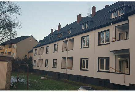 3,5 Zimmer Wohnung im EG m Balkon in Herne zu vermieten