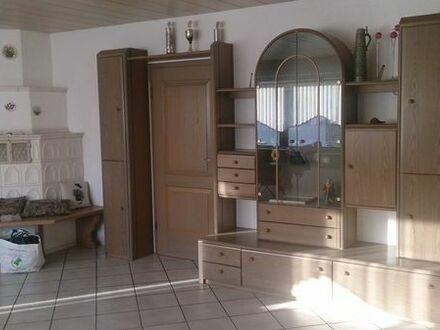 Teilmöblierte 4-Zimmer-Wohnung, Nähe Ingolstadt