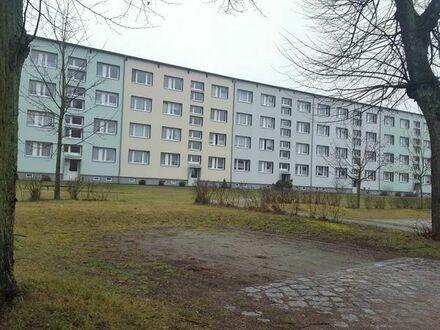 Gemütliche 4-Z.-Wohnung mit Balkon bei Templin zu vermieten
