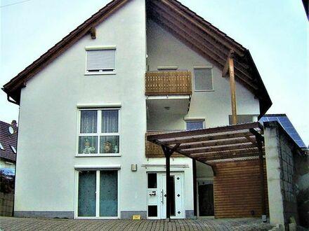 Perfektes und attraktives Zweifamilienhaus,