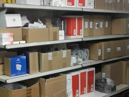 Gewerberäume für Handwerker, Händler ... (Büro und Lagerräume)