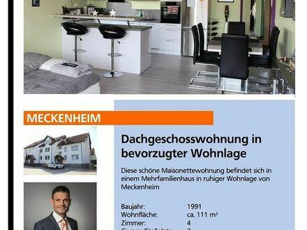 Maisonetten Wohnung zu verkaufen mit Provision !!